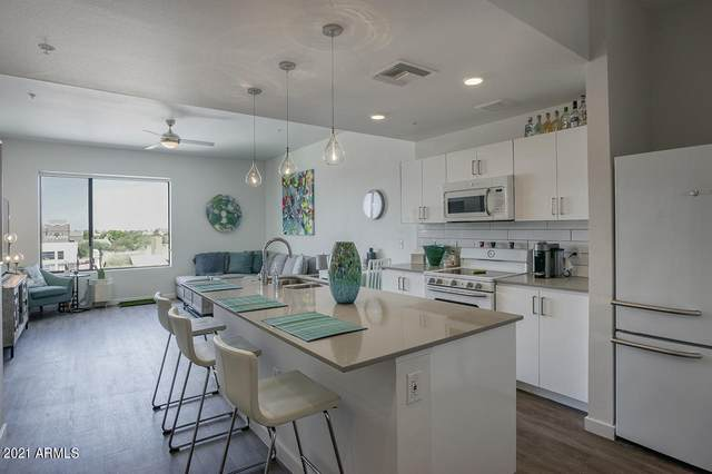 1130 N 2ND Street #410, Phoenix, AZ 85004 (MLS #6233854) :: Arizona 1 Real Estate Team