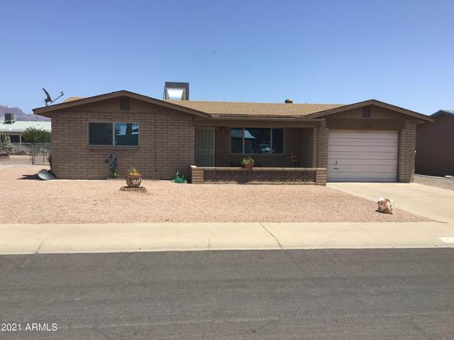 1425 S Main Drive, Apache Junction, AZ 85120 (MLS #6233858) :: The Ethridge Team