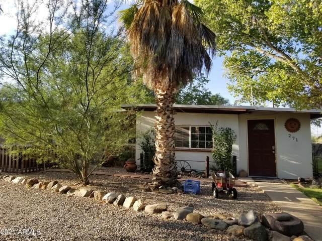 271 N Taylor Road, Willcox, AZ 85643 (MLS #6233867) :: Howe Realty