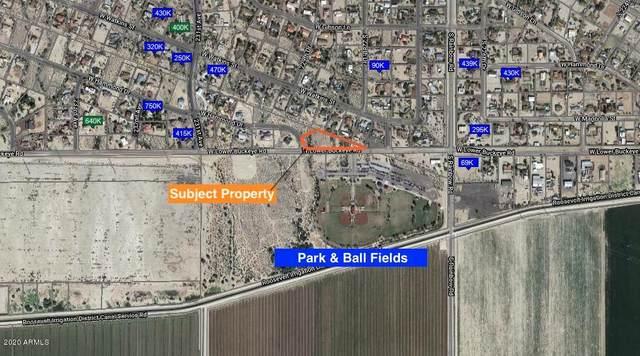 0 W Hammond Avenue, Buckeye, AZ 85326 (MLS #6233905) :: Long Realty West Valley
