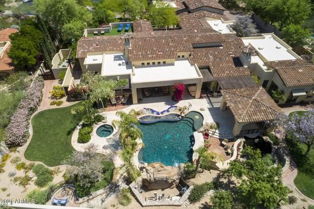 8052 N Ridgeview Drive, Paradise Valley, AZ 85253 (MLS #6233922) :: Yost Realty Group at RE/MAX Casa Grande