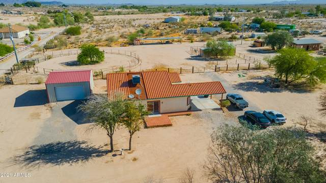 909 S 349TH Avenue, Tonopah, AZ 85354 (MLS #6233925) :: The Ethridge Team