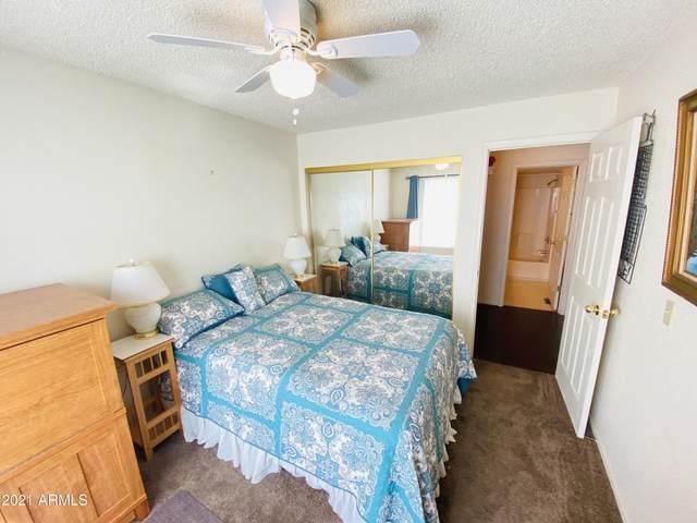 2707 N Walnut Hills Drive #74, Flagstaff, AZ 86004 (MLS #6233937) :: The Laughton Team