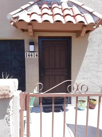14414 N Teakwood Lane C, Fountain Hills, AZ 85268 (MLS #6233951) :: Yost Realty Group at RE/MAX Casa Grande