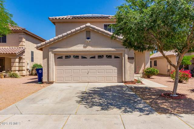 12016 W Windrose Drive, El Mirage, AZ 85335 (MLS #6233968) :: The Riddle Group