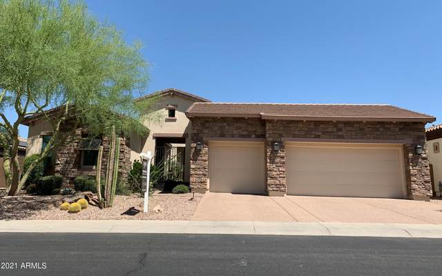 5236 E Barwick Drive, Cave Creek, AZ 85331 (MLS #6233973) :: Keller Williams Realty Phoenix
