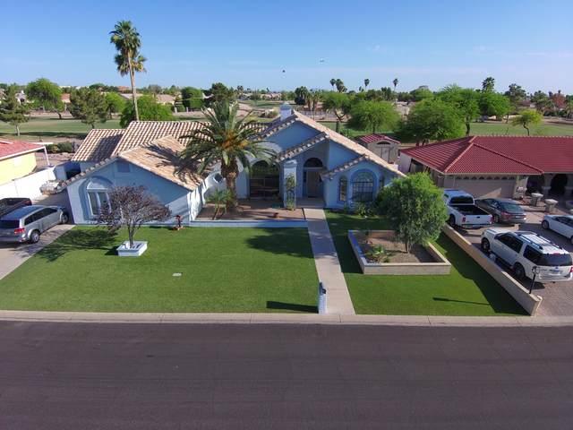 6225 E Camelot Drive, Mesa, AZ 85215 (MLS #6233975) :: The Garcia Group