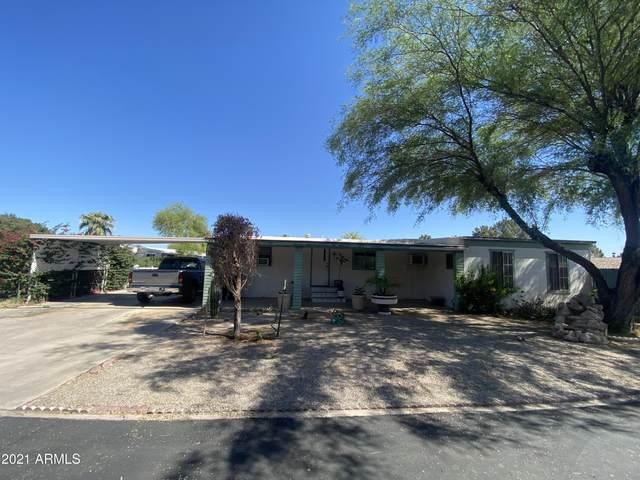 7660 E Mckellips Road #40, Scottsdale, AZ 85257 (MLS #6233977) :: The Ethridge Team