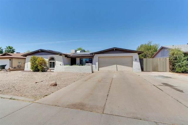 4134 W Diana Avenue, Phoenix, AZ 85051 (MLS #6234005) :: Yost Realty Group at RE/MAX Casa Grande