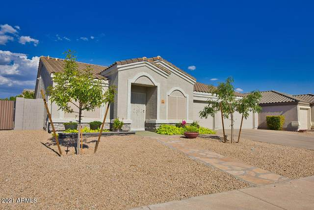 911 S Sabrina, Mesa, AZ 85208 (MLS #6234007) :: The Ethridge Team