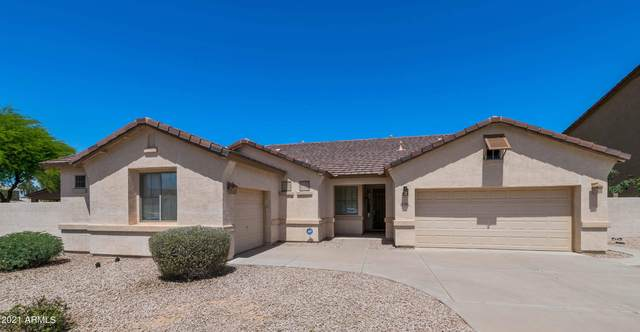2810 E Lindrick Drive, Chandler, AZ 85249 (MLS #6234020) :: Openshaw Real Estate Group in partnership with The Jesse Herfel Real Estate Group