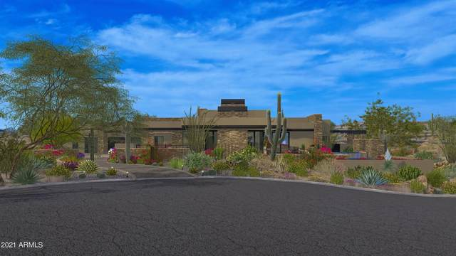 10354 E Celestial Drive, Scottsdale, AZ 85262 (MLS #6234027) :: The Luna Team