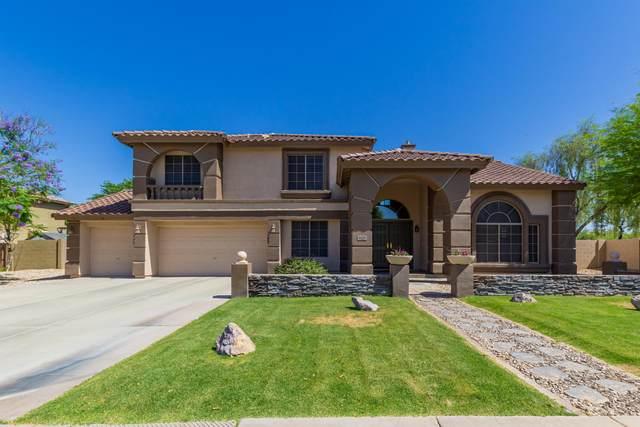 8136 W Cielo Grande Avenue, Peoria, AZ 85383 (MLS #6234053) :: Yost Realty Group at RE/MAX Casa Grande