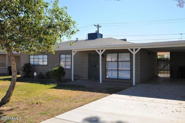 7101 E Virginia Avenue, Scottsdale, AZ 85257 (MLS #6234070) :: The Ellens Team