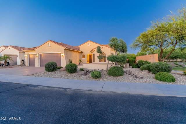 20217 N 262ND Drive, Buckeye, AZ 85396 (MLS #6234082) :: CANAM Realty Group