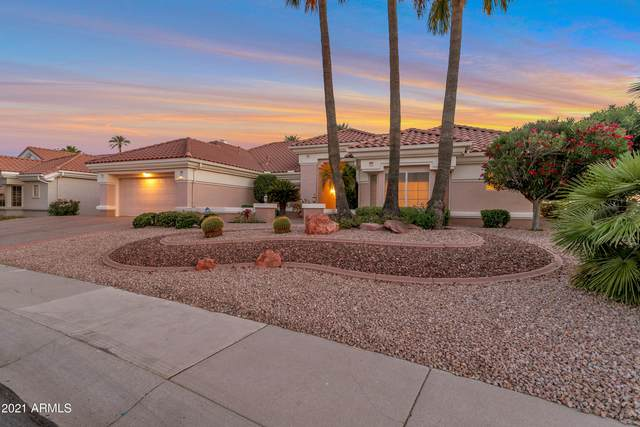 22120 N Golf Club Drive, Sun City West, AZ 85375 (MLS #6234084) :: Yost Realty Group at RE/MAX Casa Grande