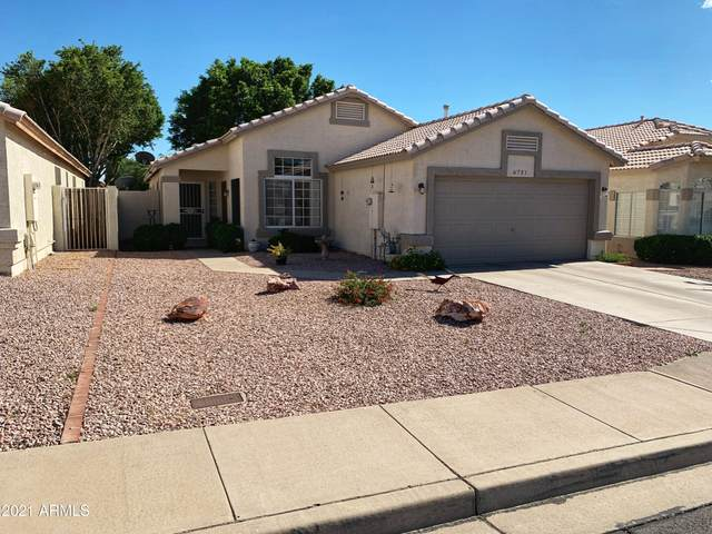 6731 E Norwood Street, Mesa, AZ 85215 (MLS #6234097) :: Openshaw Real Estate Group in partnership with The Jesse Herfel Real Estate Group