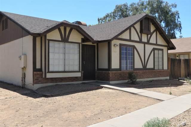 8520 W Palm Lane #1011, Phoenix, AZ 85037 (MLS #6234098) :: The Laughton Team