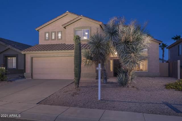 16015 S 18TH Drive, Phoenix, AZ 85045 (#6234100) :: The Josh Berkley Team