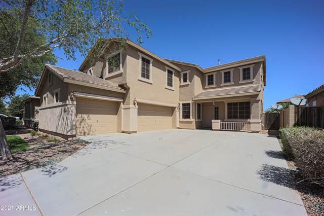 40724 W Novak Lane, Maricopa, AZ 85138 (MLS #6234104) :: Yost Realty Group at RE/MAX Casa Grande
