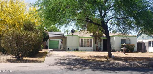 511 E Cheery Lynn Road, Phoenix, AZ 85012 (MLS #6234113) :: The Laughton Team