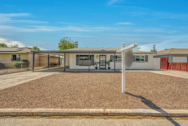 6006 N 31ST Drive, Phoenix, AZ 85017 (MLS #6234115) :: The Laughton Team