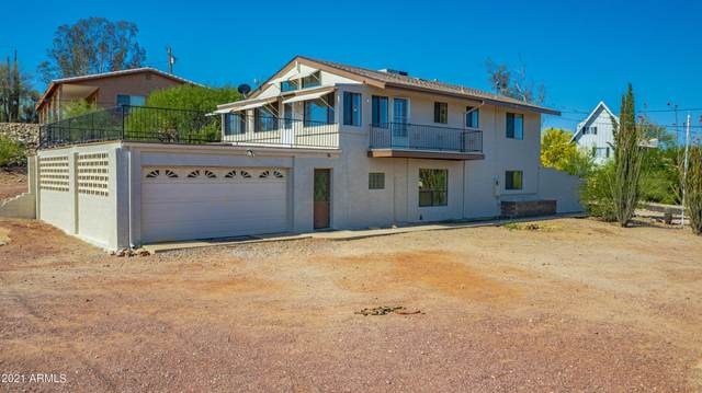 820 Yaqui Drive, Wickenburg, AZ 85390 (MLS #6234126) :: RE/MAX Desert Showcase