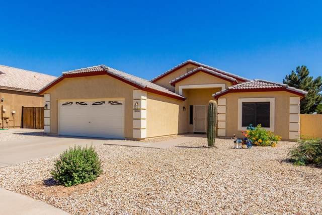 10465 E Forge Avenue, Mesa, AZ 85208 (MLS #6234127) :: The Laughton Team