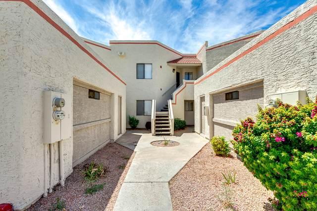 835 N Granite Reef Road #12, Scottsdale, AZ 85257 (MLS #6234129) :: The Laughton Team