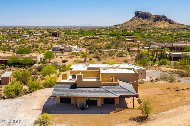 3451 S Yaqui Lane, Gold Canyon, AZ 85118 (MLS #6234133) :: Service First Realty