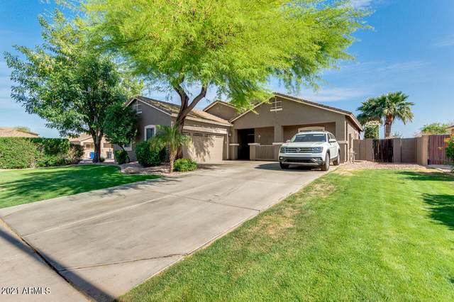 3563 E Cabrillo Court, Gilbert, AZ 85297 (MLS #6234142) :: Executive Realty Advisors