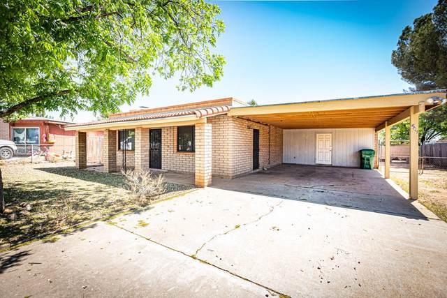 509 N Andrea Doria Avenue, Sierra Vista, AZ 85635 (MLS #6234146) :: Howe Realty