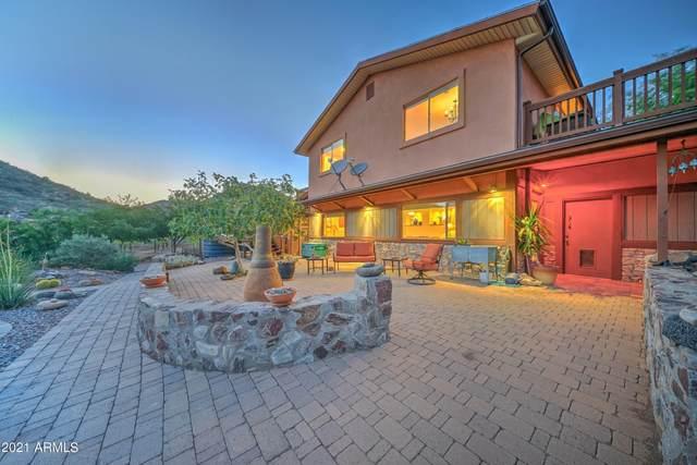 587 S Breezy Hill Road, Globe, AZ 85501 (MLS #6234155) :: Yost Realty Group at RE/MAX Casa Grande