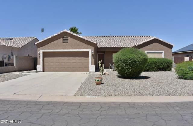 14632 S Charco Road, Arizona City, AZ 85123 (MLS #6234171) :: RE/MAX Desert Showcase