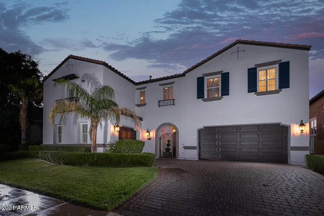 18344 W Palo Verde Avenue, Waddell, AZ 85355 (MLS #6234172) :: Yost Realty Group at RE/MAX Casa Grande