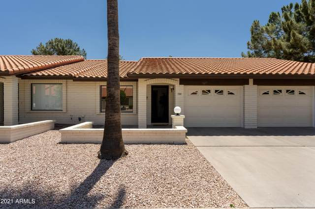 2311 S Farnsworth Drive #60, Mesa, AZ 85209 (#6234199) :: Long Realty Company