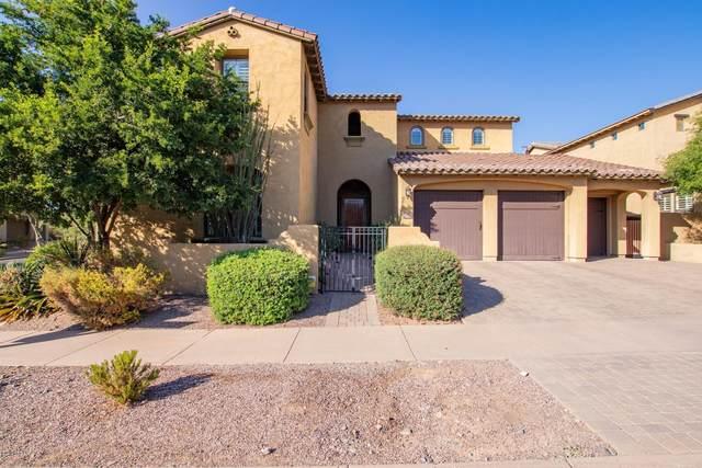 9412 E Hidden Spur Trail, Scottsdale, AZ 85255 (MLS #6234237) :: The Riddle Group