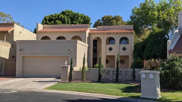 2322 S Rogers #27, Mesa, AZ 85202 (MLS #6234243) :: Yost Realty Group at RE/MAX Casa Grande