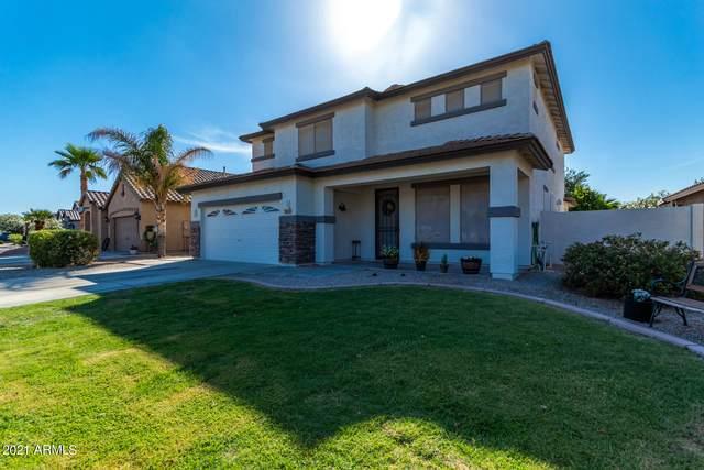29808 N Yellow Bee Drive, San Tan Valley, AZ 85143 (MLS #6234259) :: Yost Realty Group at RE/MAX Casa Grande