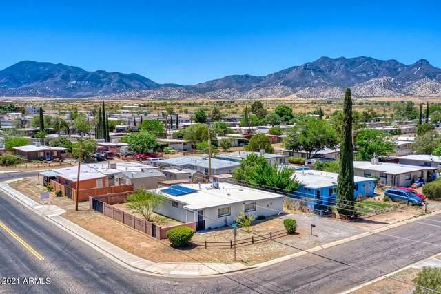 10 W Brown Drive, Sierra Vista, AZ 85635 (MLS #6234276) :: Howe Realty