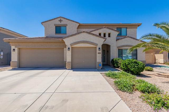 16919 W Tasha Drive, Surprise, AZ 85388 (MLS #6234281) :: Conway Real Estate
