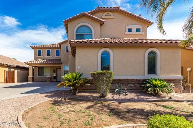 4805 W Ardmore Road, Laveen, AZ 85339 (MLS #6234286) :: Yost Realty Group at RE/MAX Casa Grande