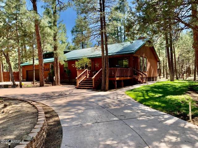 632 Lone Wolf Lane, Lakeside, AZ 85929 (MLS #6234293) :: Service First Realty