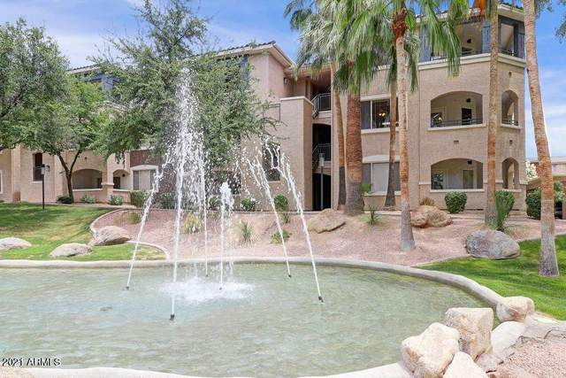 5345 E Van Buren Street #268, Phoenix, AZ 85008 (#6234294) :: Luxury Group - Realty Executives Arizona Properties