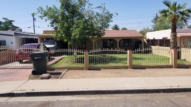 2035 E Virginia Avenue, Phoenix, AZ 85006 (MLS #6234295) :: Arizona 1 Real Estate Team
