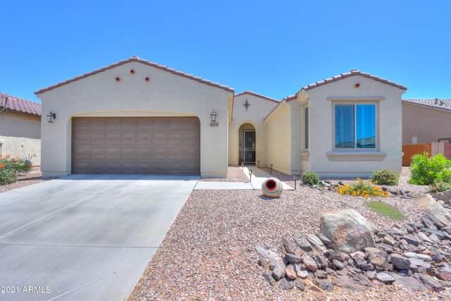 4304 W Agave Avenue, Eloy, AZ 85131 (MLS #6234307) :: RE/MAX Desert Showcase