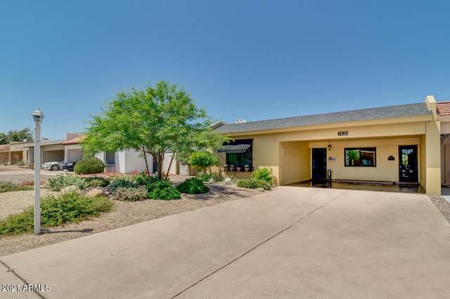 7638 E Chaparral Road, Scottsdale, AZ 85250 (MLS #6234309) :: Yost Realty Group at RE/MAX Casa Grande
