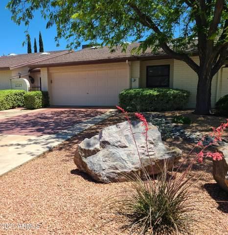 2729 Lopez Link, Sierra Vista, AZ 85650 (MLS #6234319) :: Howe Realty