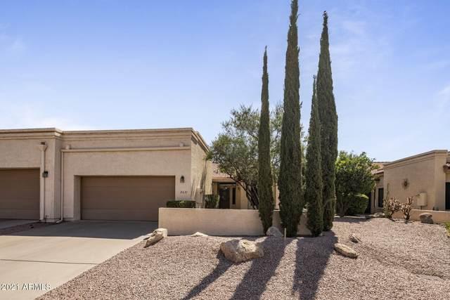 2637 N 61ST Street, Mesa, AZ 85215 (MLS #6234329) :: Midland Real Estate Alliance