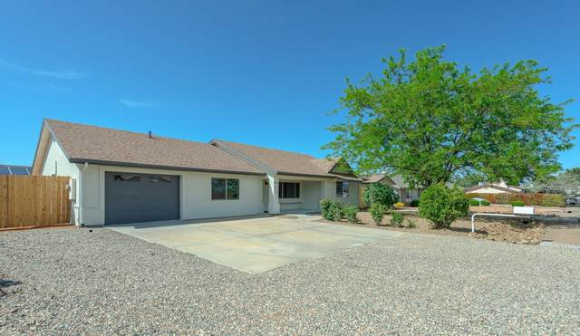 4112 N Fiesta Way, Prescott Valley, AZ 86314 (MLS #6234346) :: Service First Realty